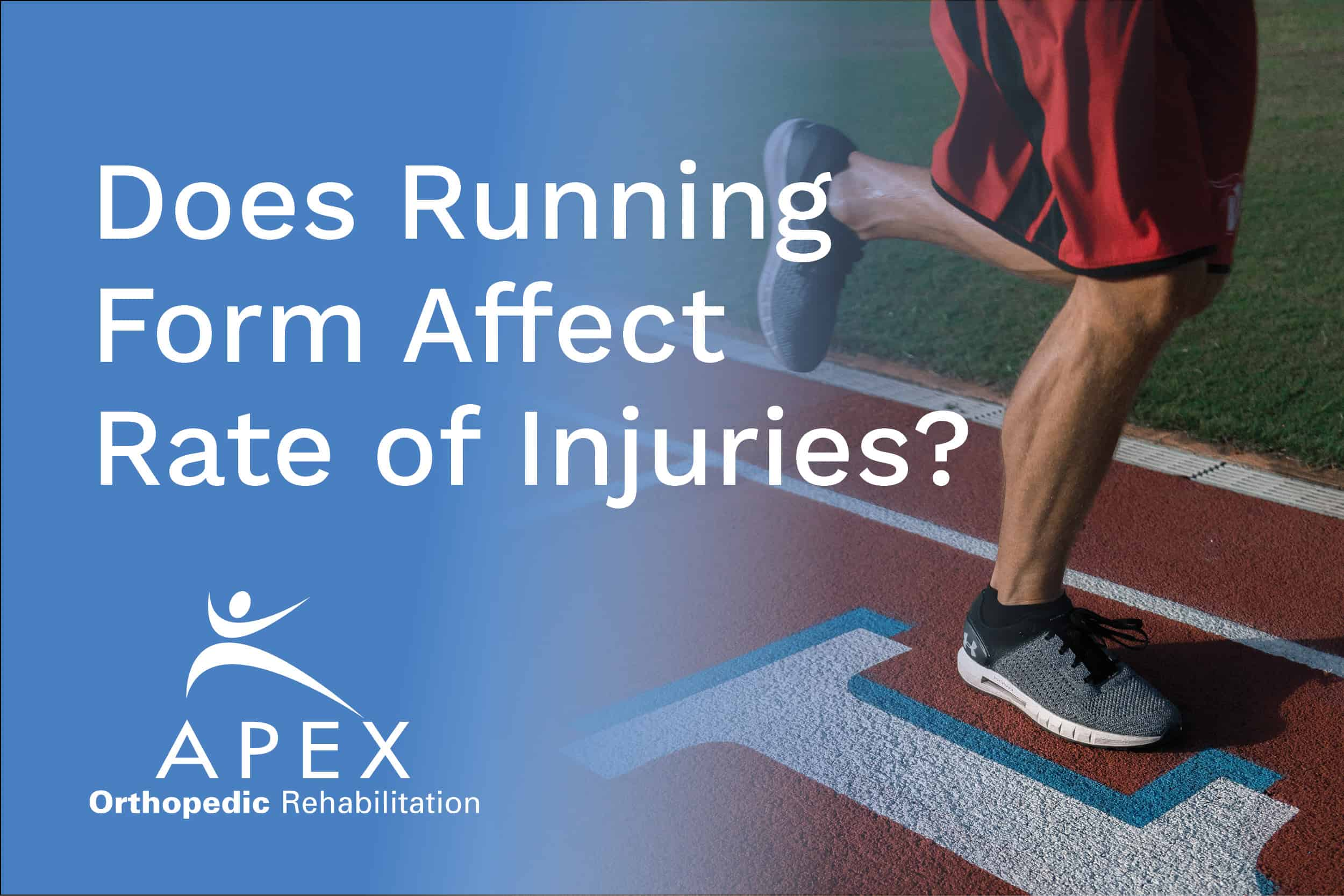 Does Running Form Affect Rate of Injuries?